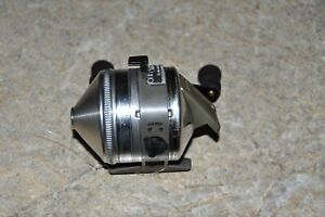 VINTAGE ZEBCO ONE CLASSIC FEATHERTOUCH SPINNING REEL - FOR PARTS OR REPAIR