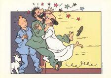 Ex-libris Offset Tintin Pyjama Moulinsart