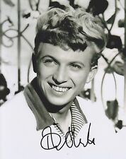 Tommy Steele HAND SIGNED 8x10 Photo, Singing The Blues, Rock With The Caveman B