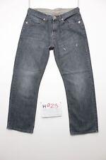 wrangler straight fit  (Cod.H928) Tg.48 W34 L30 boyfriend jeans usato western