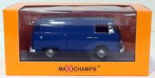 Maxichamps 1/43 Scale 940 053061 - 1972 Volkswagen T2b Delivery Van - Blue