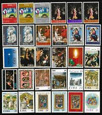 Ireland 1980s - All Christmas Issues for this decade - MNH  - (99)