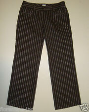 BNWOT:BEAUTIFUL SASS&BIDE RELAXED FIT WIDE LEG STYLE LINEN PANTS US 4 AUS 10/12
