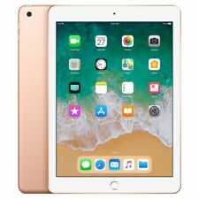APPLE IPAD 2018 32GB ORO GOLD WIFI + 4G IOS MRM02TY/A