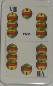 HUNGARIAN GERMAN EUROPEAN PLAYING CARDS BRAND NEW DECK FREE SHIPPING