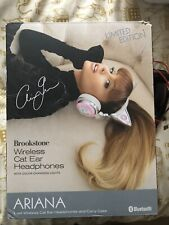 Ariana Grande Limited Addition Brookstone, Cat Headphones