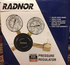 Radnor LP Gas Pressure Regulator G350 High Capacity NEW Free Shipping