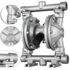 Vevor Air Operated Double Diaphragm Pump 12inlet Amp Outlet 12gpm Qbk 15p