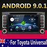 2DIN AUDIO ANDROID 9.0 CAR GPS VIDEO For TOYOTA RAV4 PRADO LANDCRUISER HILUX