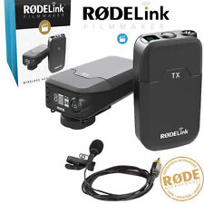 Rode RØDELink Wireless Film Maker Kit - Black