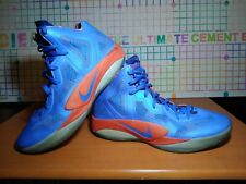 USED Mens Size 13 Nike Zoom Hyperfuse 2011 Russell Westbrook Basketball Shoes