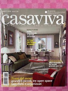 CASAVIVA 2008 - 11 VOLUMI GENNAIO/DICEMBRE NO FEBBRAIO (ARREDAMENTO & DESIGN)
