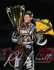 More details for andreas jonsson lakeside hammers speedway photograph 12x8 inches