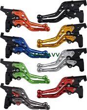 157 CNC brake clutch levers For HYOSUNG GT250R 2006-2010  GT650R 2006-2009