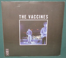 The Vaccines Live From London LP SEALED MINT 2010 Sony Germany