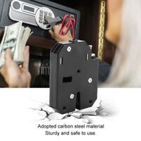 DC12V Electromagnetic Electric Control Cabinet Drawer Lockers Lock  Durable