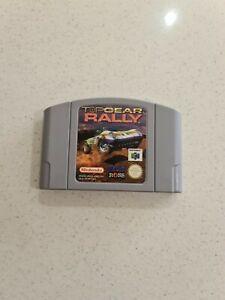 Top gear rally Nintendo 64 N64 ⭐OZ SELLER GET IT FAST