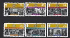île de Man 2005 Centenary of Rotary et Europa très bien utilisé