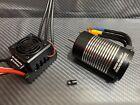 10BL60 60A 3660 3500KV 1/10 Sensorless Brushless ESC Motor Combo For RC Car SCT
