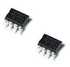 2 x MC34063A 1.5A Boost Buck Inverting Switching Regulator IC DIP-8 34063API