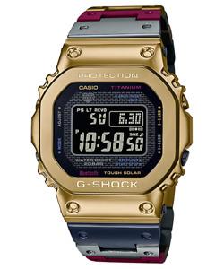 Casio G-Shock Titanium TranTixxii Tough Solar Bluetooth Watch - GMW-B5000TR-9