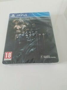 Death Stranding - Special Edition (Sony PlayStation 4, 2019)
