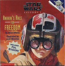 Star Wars - Episode 1 Anakin's Race For Freedom