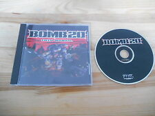 CD Punk Bomb20 - Field Manual (20 Song) DHR / DIGITAL HARDCORE