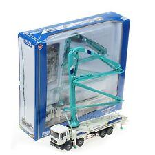 KDW 1/55 Scale Diecast Concrete Pump Trucks Construction Vehicle Model With Box