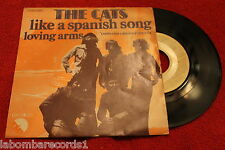 "THE CATS - Like A Spanish Song (Como Una Cancion Española) 1975 7"" (EX/EX) d"