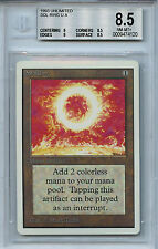 MTG Unlimited Sol Ring BGS 8.5 NM-MT+ Card Magic WOTC 4120