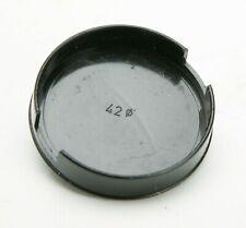 ORIGINAL, Made In Germany, Front Lens Cap w/Inside Ø 42mm For Leica Lenses. EX.