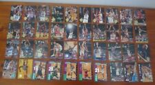 SkyBox Not Autographed Basketball Trading Cards Lot