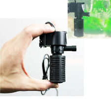 Ultra Silent Aquarium Oxygen Air Pump Filter High Energy For Fish Tank Pond