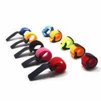 10PCS Fishing Rod Tie Strap Belt Reusable Wrap Band Holder Anti-slip strap Tools