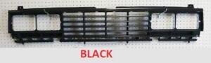 FITS DATSUN NISSAN 720 PICK UP UTE MODEL 1984 85 FRONT GRILLE MASK BLACK NEW