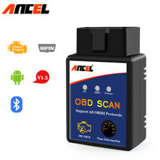 Automotive ELM327 OBD2 Scanner OBD Code Reader Check Engine Car Diagnostic Tool