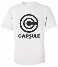 """'DRAGON BALL Z 'CAPSULE CORP. T Shirt 'All Sizes """""""