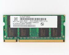 Elpida Netlist 2GB PC2 5300S NL825642120HF-D53MEC Laptop Notebook Memory RAM