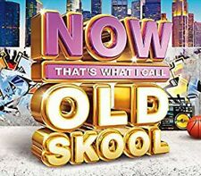 Now That's What I Call Old Skool [Digipak] by Various Artists (CD, Aug-2017, 3 Discs, Now!)