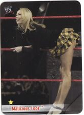 Rare! STACY KEIBLER 2004 WWE Smackdown Crystal III #71 ( ITALY EXCLUSIVE )