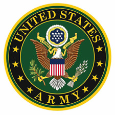 United States Army US Seal American Sticker Bumper Decal #RS13