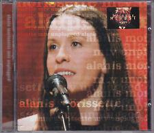 CD | MTV Unplugged von Alanis Morissette (1999) | Maverick Records |