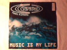 "TI.PI.CAL feat. KIMARA Music is my life 12"" TIPICAL"