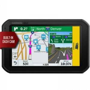 GARMIN DezlCam 785 LMT-S GPS Truck Navigator w/Camera Dashcam 010-01856-00