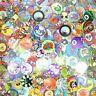 Lot of 200 Pogs / Milk Caps + Slammer Unsorted! Retro Game Nostalgia! WHAM!