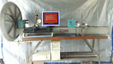 Stuhr Cam Balancing Machine Gauges Crane Cam Software On Computer Fixtures