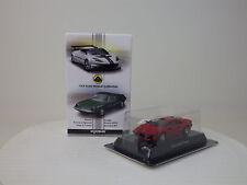1 : 64 Lotus Esprit Turbo  Red  LOTUS Minicar Collection KYOSHO NEW
