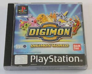 Digimon World (PS1)
