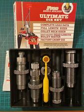 Lee 223 Ultimate Series 4-Die Set 90694 5.56 Nato ! New Version !